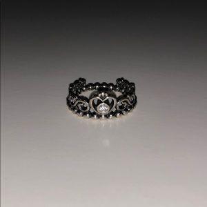 Pandora Princess Crown Ring